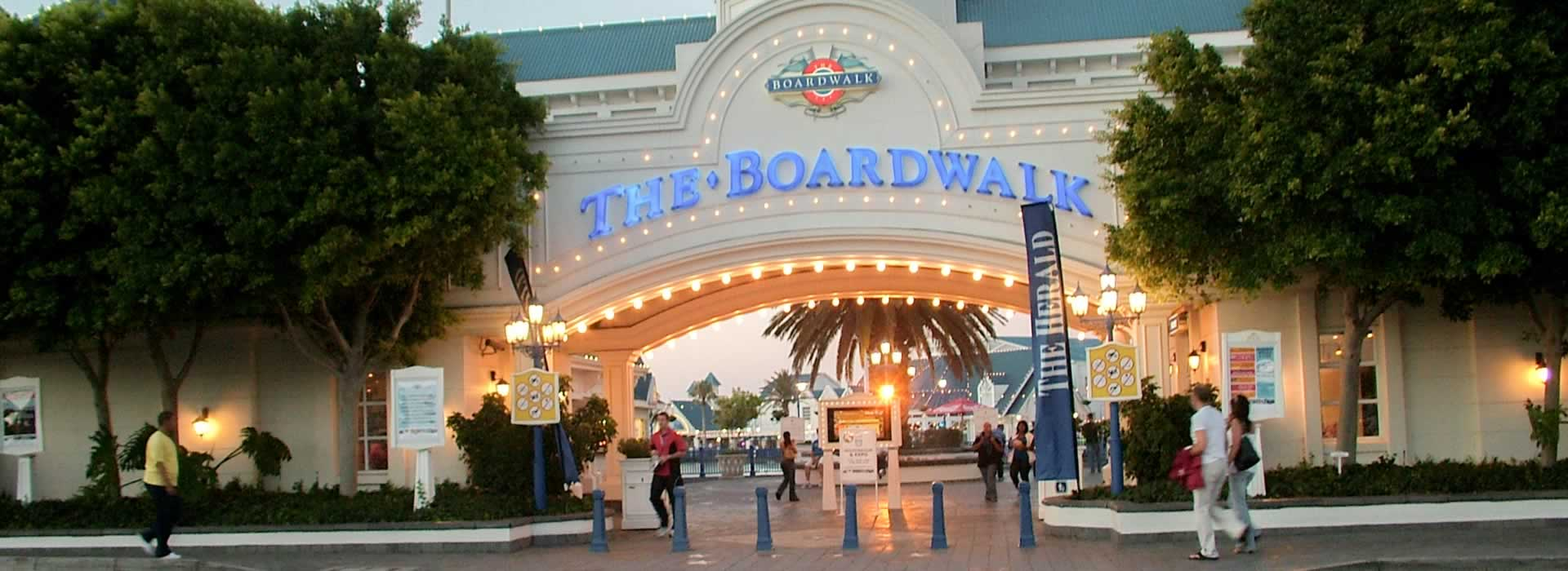 The Boardwalk Hotel and Casino